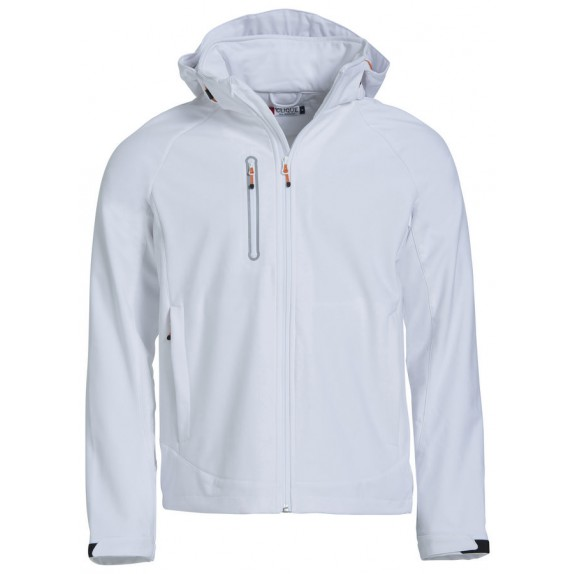 Clique Milford Softshell Wit