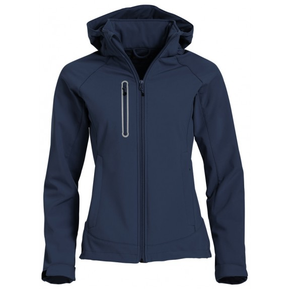 Clique Milford Softshell Ladies Donker Navy