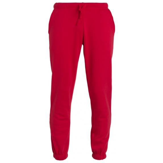 Clique Basic pants jr Rood