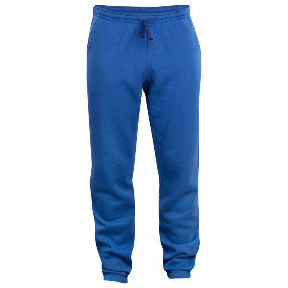 Clique Basic pants jr Kobalt