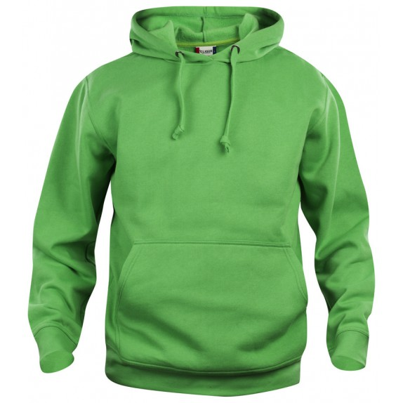 Clique Basic hoody Appelgroen