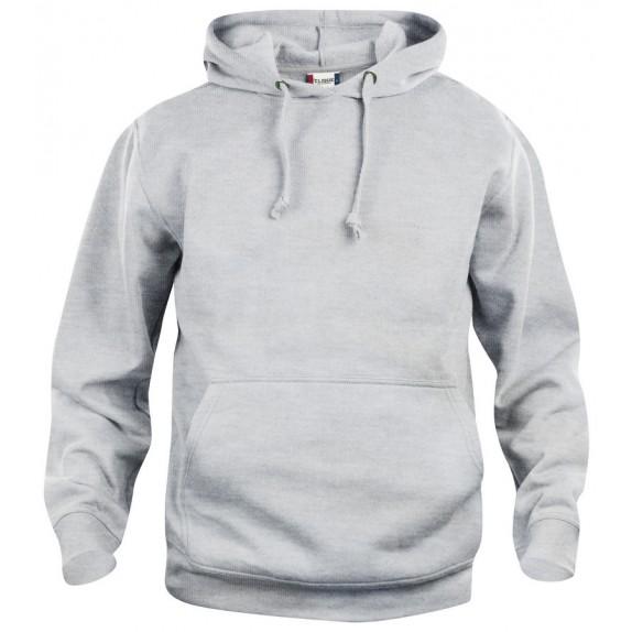 Clique Basic hoody Ash