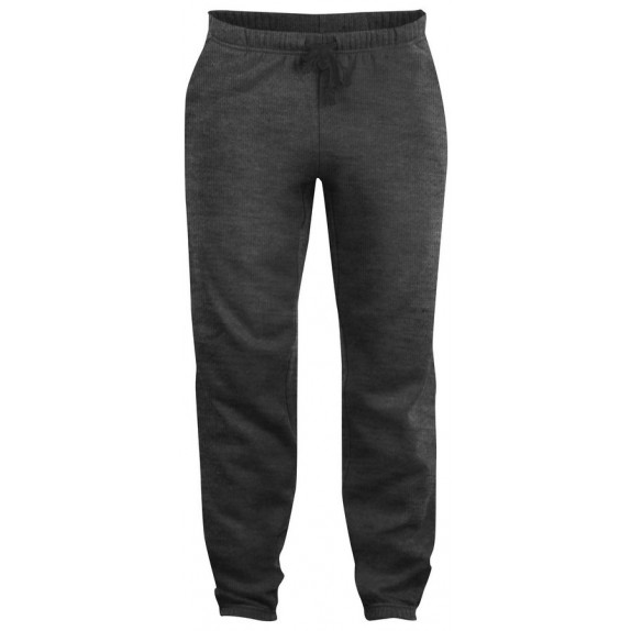 Clique Basic pants Antraciet Melange