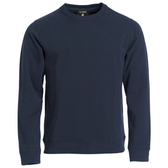 Clique Classic Roundneck Donker Navy