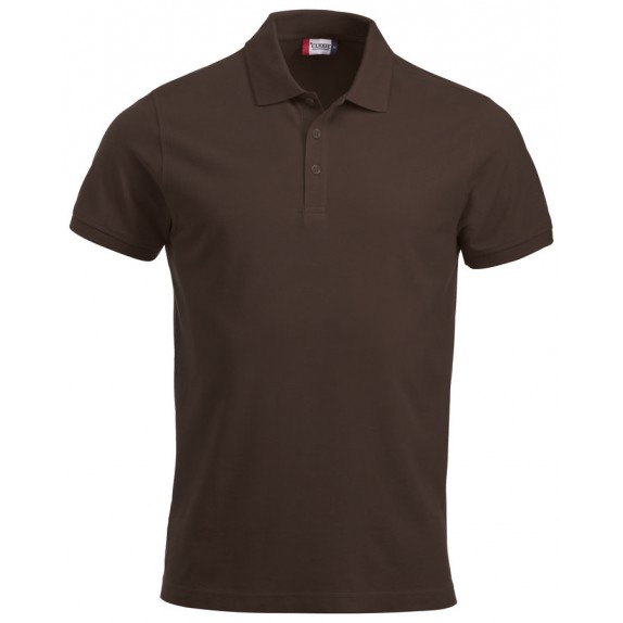 Clique New Classic Lincoln S/S Donker Mocca