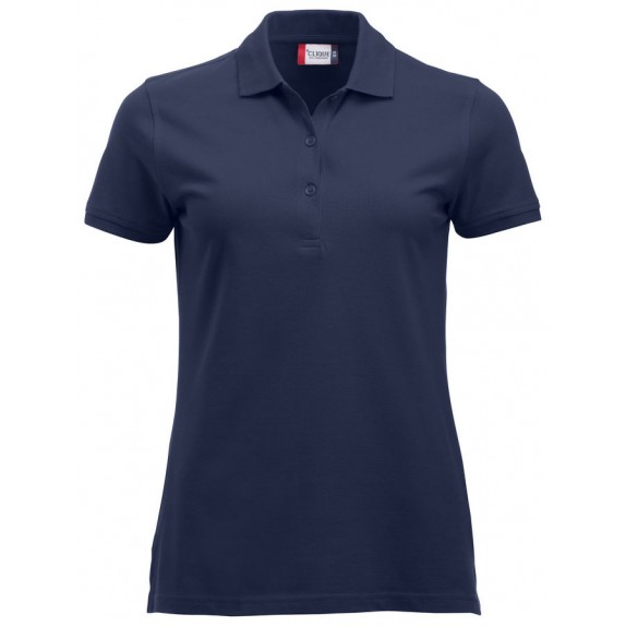 Clique New Classic Marion S/S Donker Navy