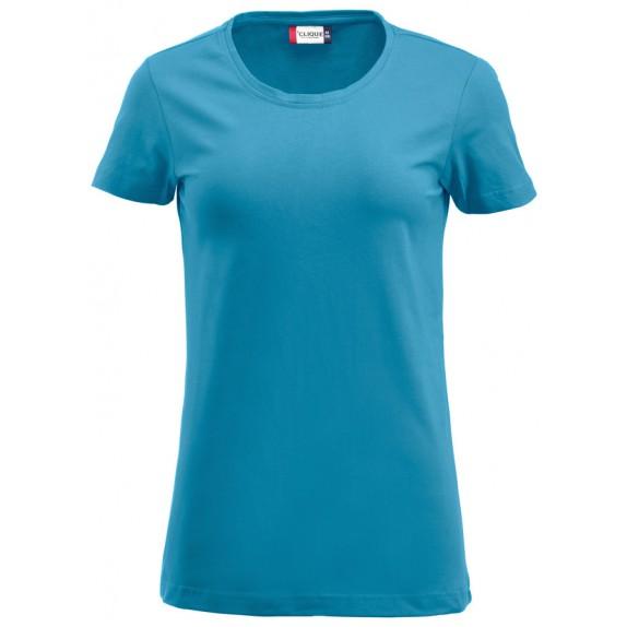 Clique Carolina S/S Turquoise