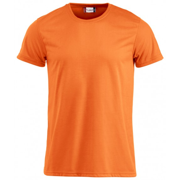 Clique Neon-T Neon Oranje