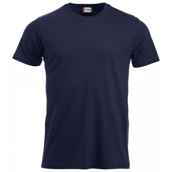 Clique New Classic T Donker Navy