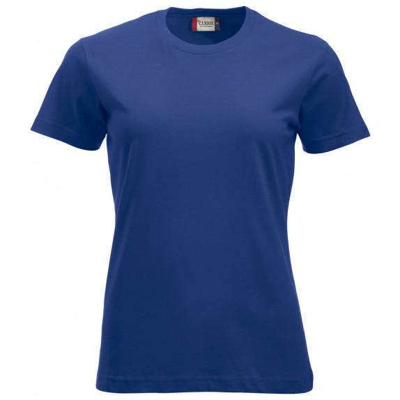 Clique New Classic T Ladies Blauw