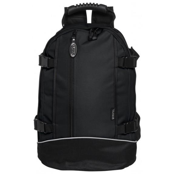 Clique Backpack II Zwart