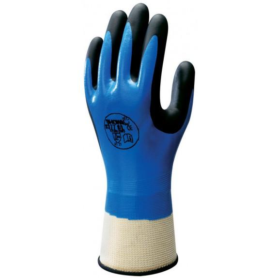 Showa 377 Nitrile Foam Grip handschoen