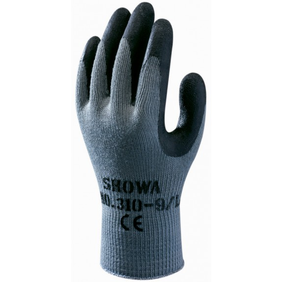 Showa Grip 310B handschoen zwart/grijs