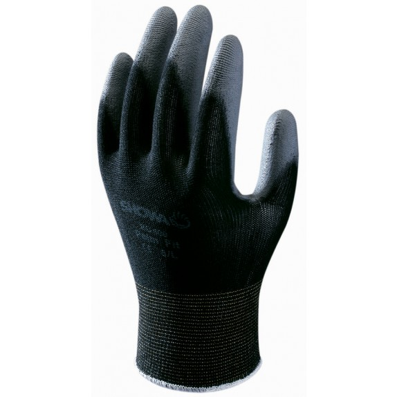 Showa B0500 Palm Fit Black handschoen