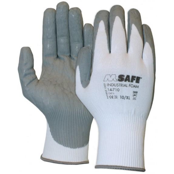 M-Safe Industrial Foam 14-710 handschoen