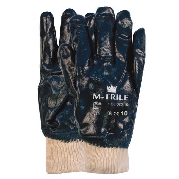 NBR M-Trile 50-020 handschoen