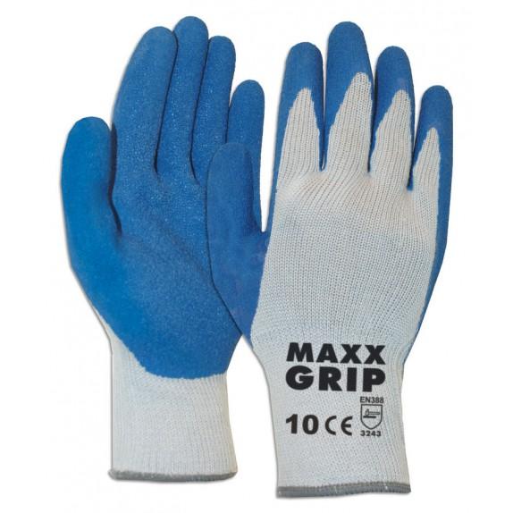 Maxx-Grip 50-235 handschoen blauw/grijs