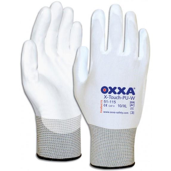 Oxxa X-Touch-PU-W 51-115 wit