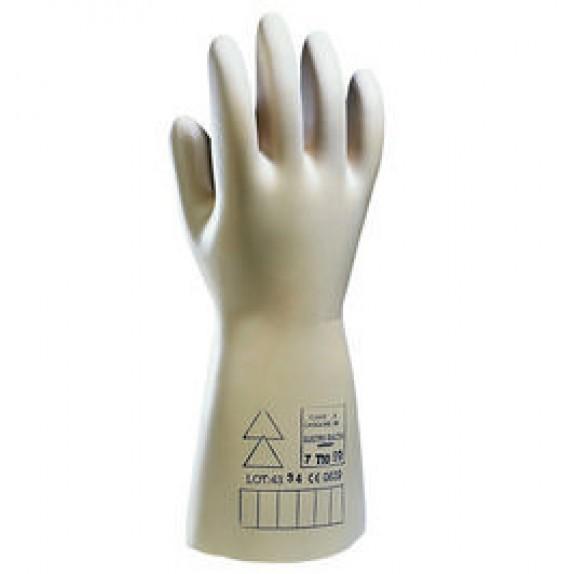 Honeywell Electrosoft Latex CL2 handschoen (2091921) werkspanning max. 17000 Volt