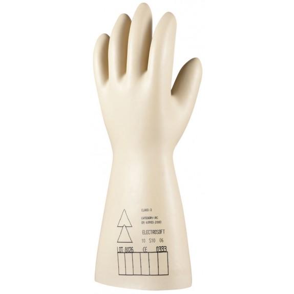 Honeywell Electrosoft Latex CL3 handschoen (2091931) werkspanning max. 26500 Volt