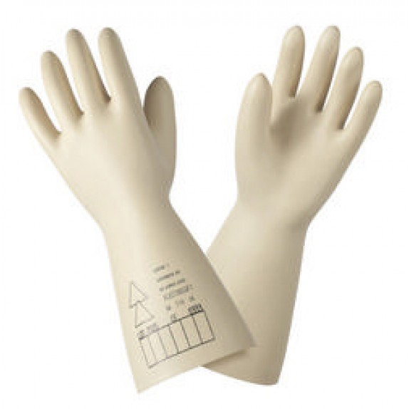 Honeywell Electrosoft Latex CL4 handschoen (2091941) werkspanning max. 36000 Volt