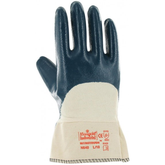 Marigold Nitrotough N640 handschoen