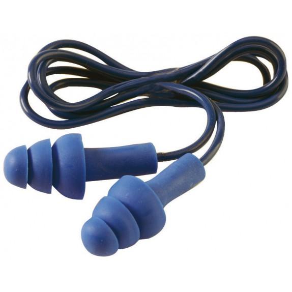 3M E-A-R Tracer TR-01-000 detectable oordop met koordje à 50 paar (TR-01-000)