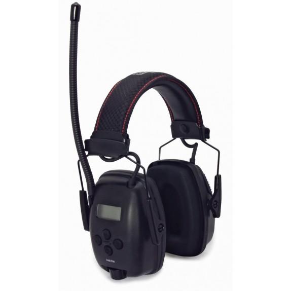 Howard Leight gehoorkap Sync met digitale AM/FM-radio (1030330)