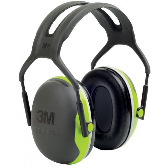 3M Peltor X4A gehoorkap met hoofdband SNR 33 dB(A) (PEX4A)