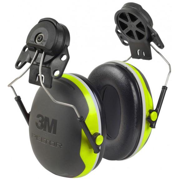 3M Peltor gehoorkap X4P3 met helmbevestiging SNR 32 dB(A) (PEX4P3E)