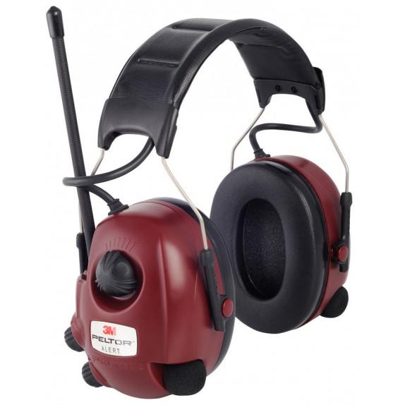 3M Peltor Alert FM-radio gehoorkap met hoofdband (M2RX7A)