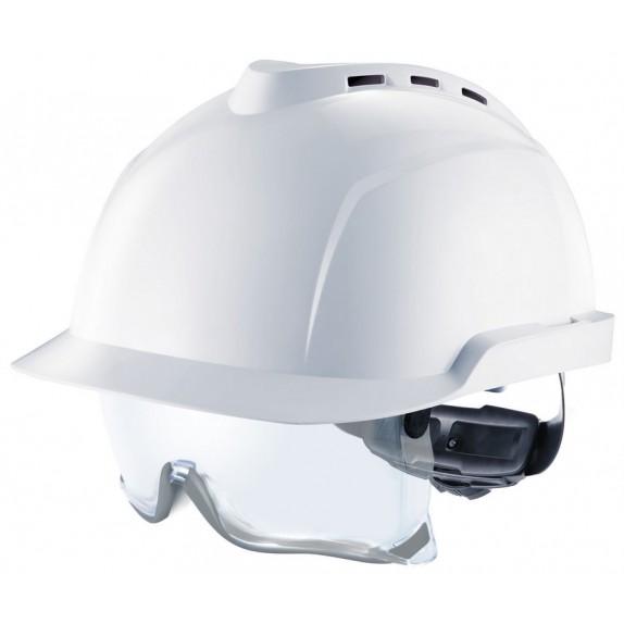 MSA V-Gard 930 geventileerde veiligheidshelm wit