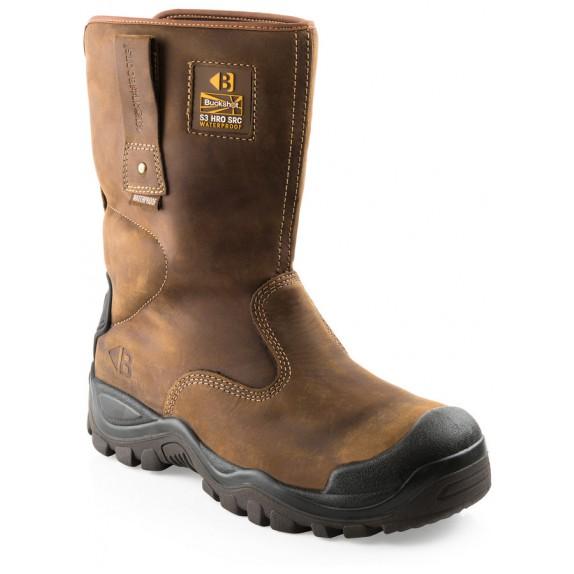 Buckler Boots Buckshot 2 S3 Laars Donkerbruin