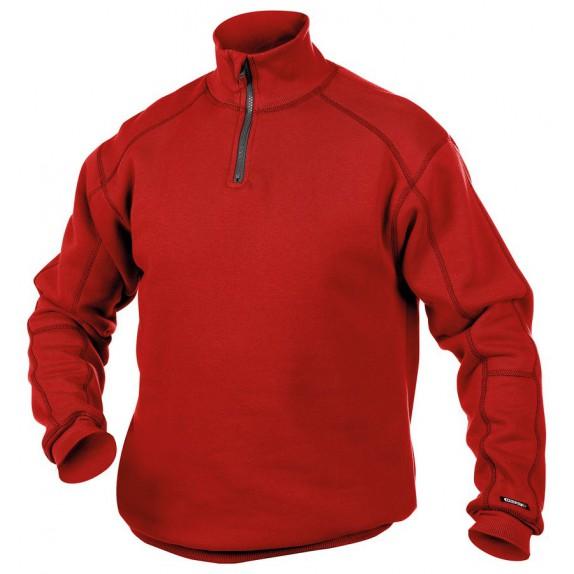 Dassy Felix Sweater Rood