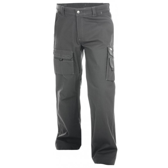 Dassy Kingston Canvas werkbroek Grijs