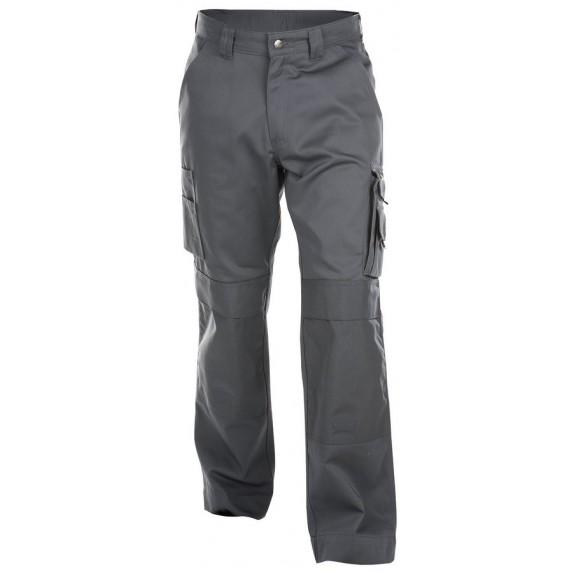 Dassy Miami Werkbroek met kniezakken Grijs - 245 g/m²
