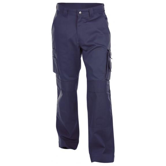 Dassy Miami Werkbroek met kniezakken Marineblauw
