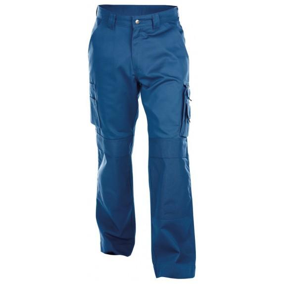 Dassy Miami Werkbroek met kniezakken Korenblauw - 245 g/m²