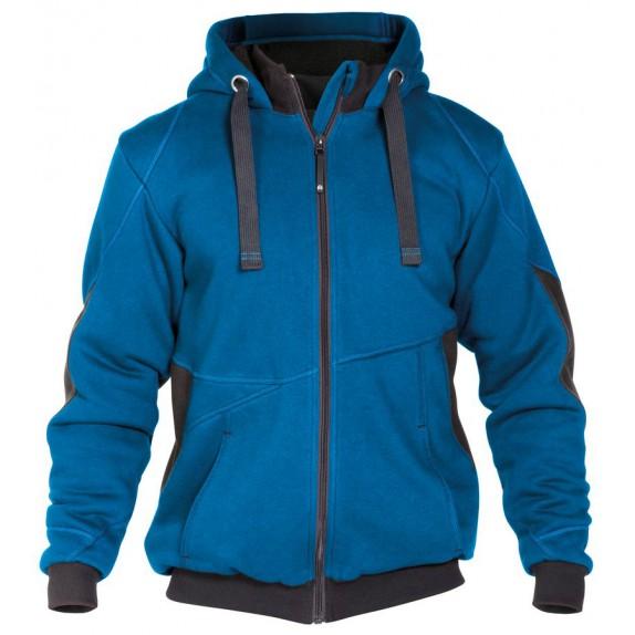 Dassy Pulse sweatshirt jas D-FX Blauw/Grijs