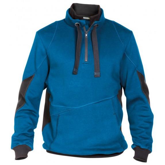 Dassy Stellar sweatshirt D-FX Blauw/Grijs