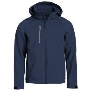 Clique Milford Softshell Donker Navy