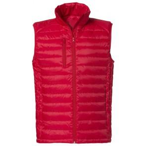 Clique Hudson Vest Rood