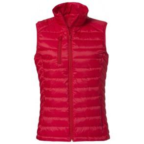 Clique Hudson Vest Ladies Rood