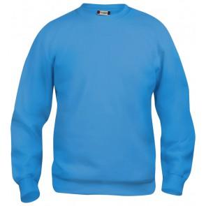 Clique Basic roundneck Turquoise