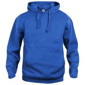 Clique Basic hoody Kobalt