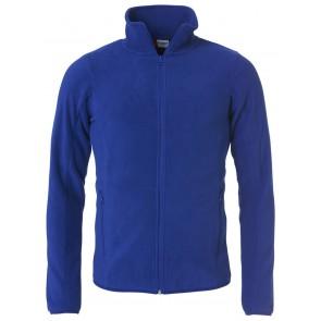 Clique Basic Polar Fleece Jacket Kobalt