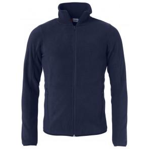 Clique Basic Polar Fleece Jacket Dark Navy