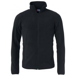 Clique Basic Polar Fleece Jacket Zwart