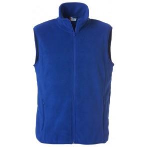 Clique Basic Polar Fleece Vest Kobalt