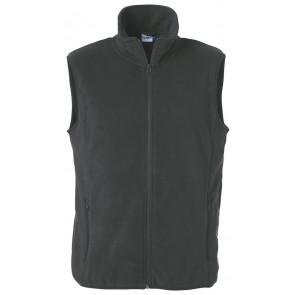 Clique Basic Polar Fleece Vest Pistol